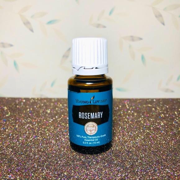 Young Living Rosemary oil 15ml bottle NEW